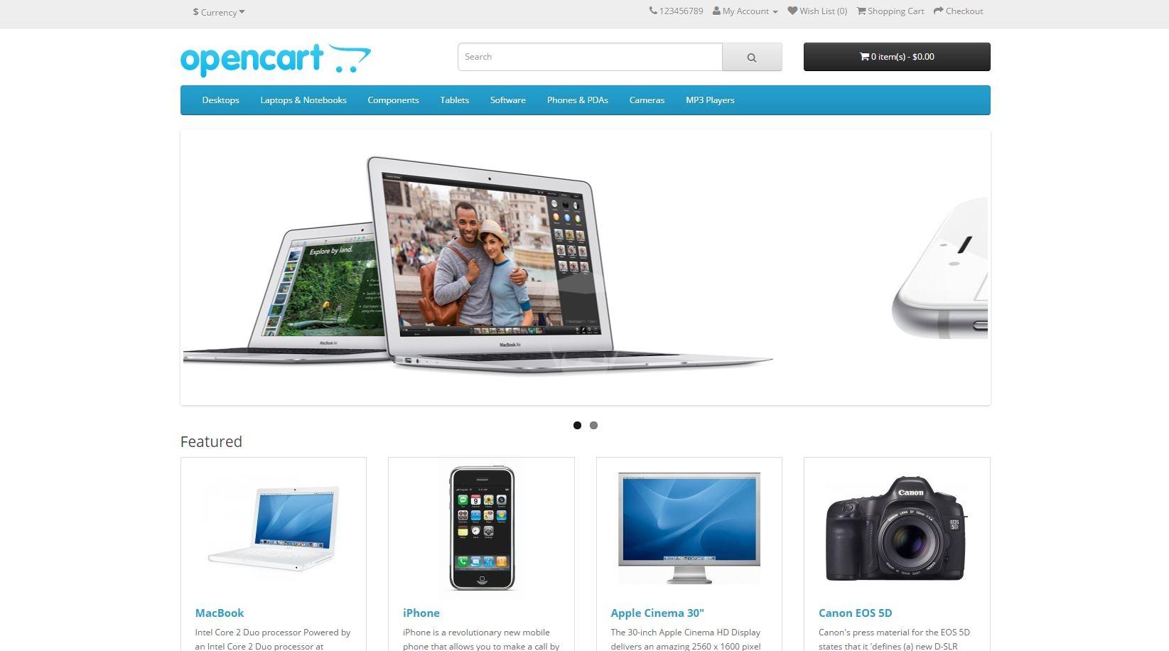 negozio-online-opencart